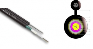Optički kabl  SLT-SA-SJ-A (A-DQ(ZN)(SR)2YT)
