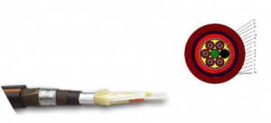 Optički kabl  MLT-DA-DJ