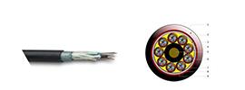 Optički kabl  MLT-SA-SJ (A-DF(ZN)(SR)2Y)